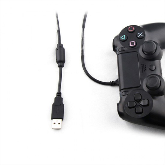 2M High Quality USB Charging Cable For PS4 SLIM & Pro Controller USB DATA Cable For PS4 Host and Handel With Color Box