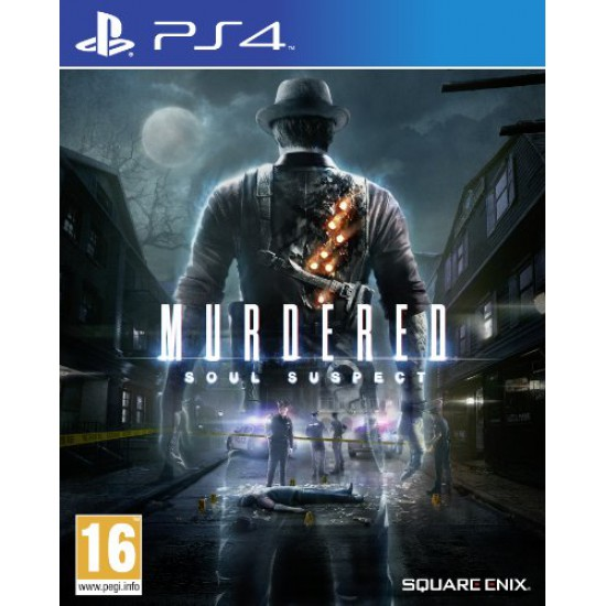 (USED) Murdered: Soul Suspect (PS4) (USED)