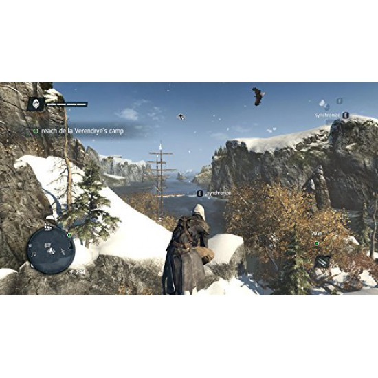 Assassin's Creed Rogue - playstation 4