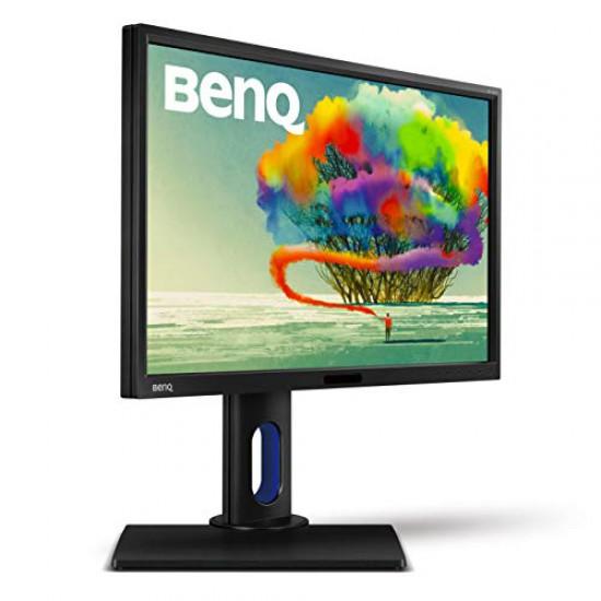 (USED) Benq BL2420PT 24 INCH LED IPS QHD widescreen DVI HDMI Display port VGA Speakers HA Pivot Swivel stand (USED)