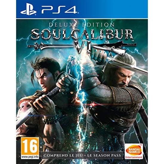 SOULCALIBUR VI: PlayStation 4 Collector's Edition