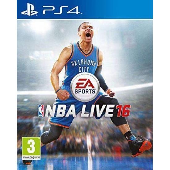 NBA LIVE 16 ( USED )