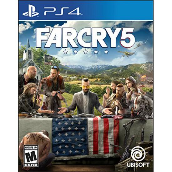 Far Cry 5 - PlayStation 4 Standard Edition (USED) REGION 1