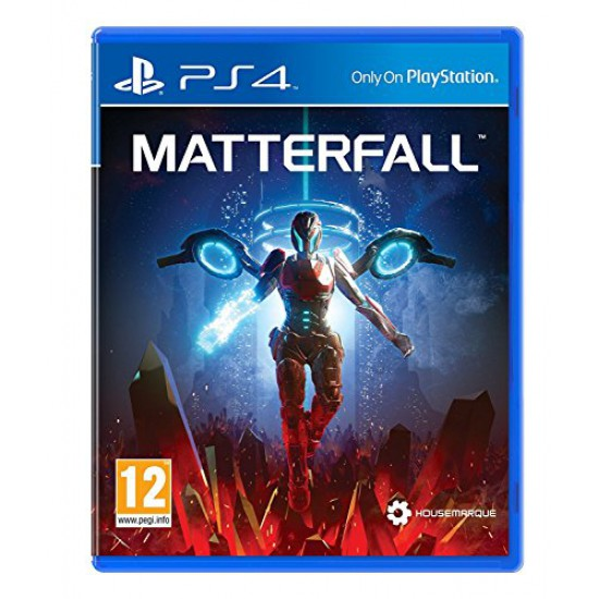 (USED) Matterfall - Playstation 4 PS4 (USED)