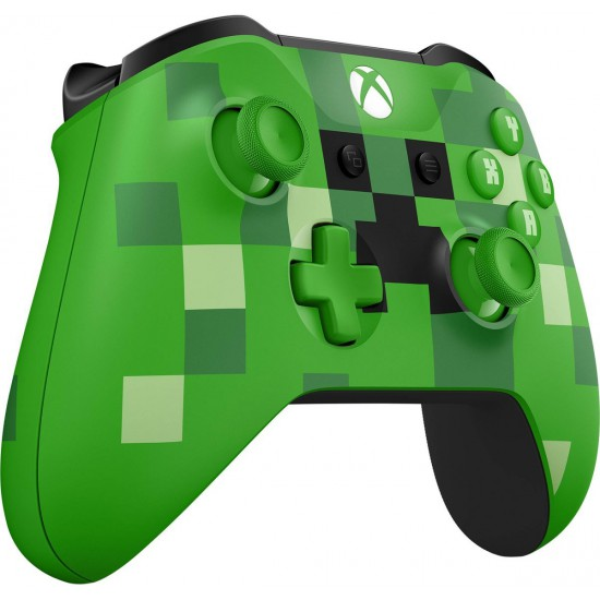 Xbox Wireless Controller - Minecraft Creeper