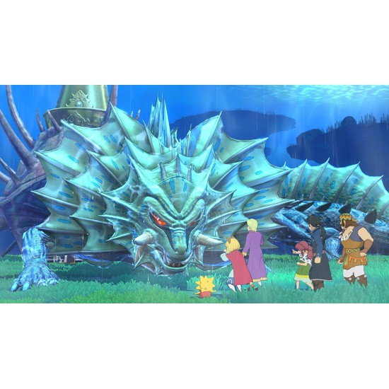 Ni no Kuni II -  Revenant Kingdom (Region2) - PlayStation 4