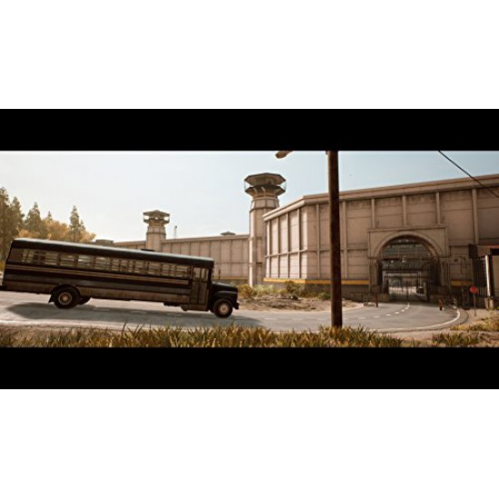 (USED) A Way Out (Region2) - PlayStation 4 (USED)