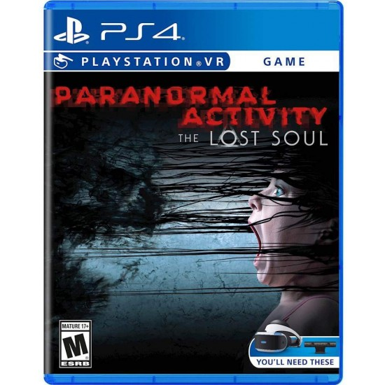 Paranormal Activity: The Lost Soul (VR) -ps4