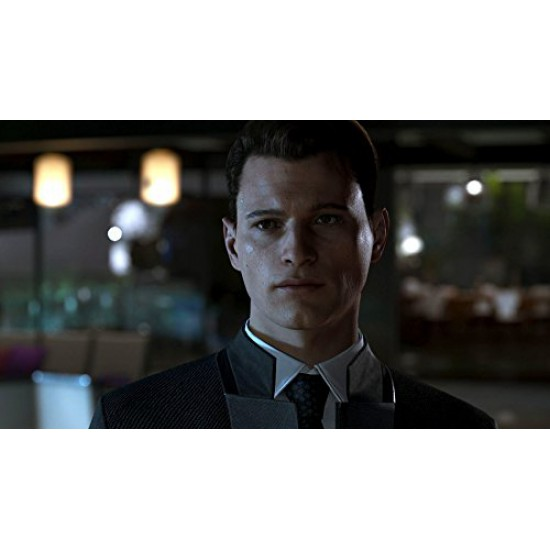 (USED) Detroit Become Human (Region2) - PlayStation 4 (USED)