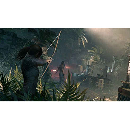 (USED) Shadow of the Tomb Raider - PS4 (USED)