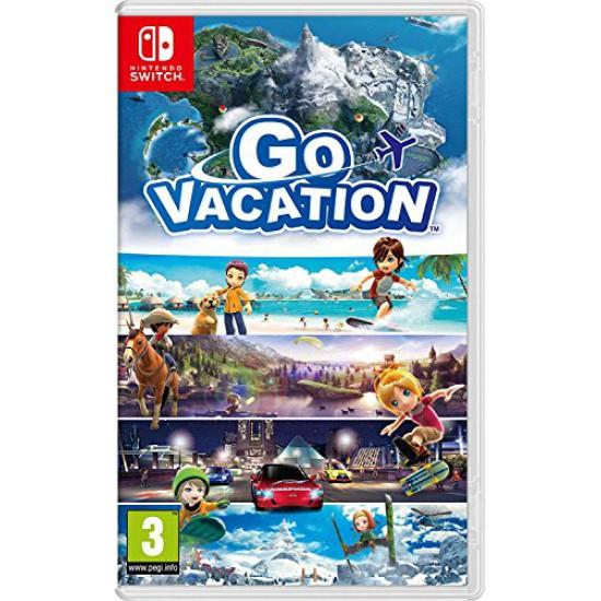 Go Vacation (Nintendo Switch)