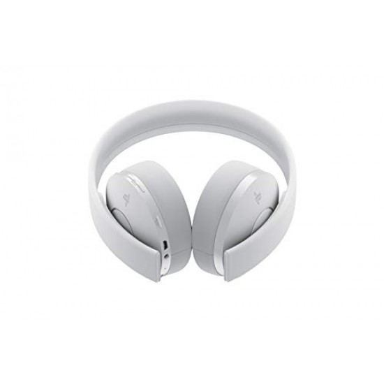 Sony Interactive Entertainment Gold Wls Headset White - PlayStation 4