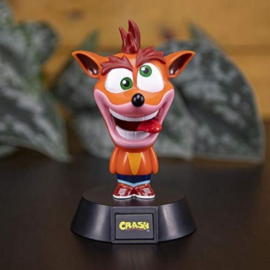 Crash Bandicoot Lamp | Ideal for Night Light