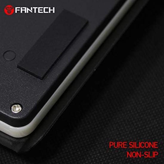 Veepola FANTECH K612 Professional Wired 9 Colors Backlight Game Waterproof Keyboard