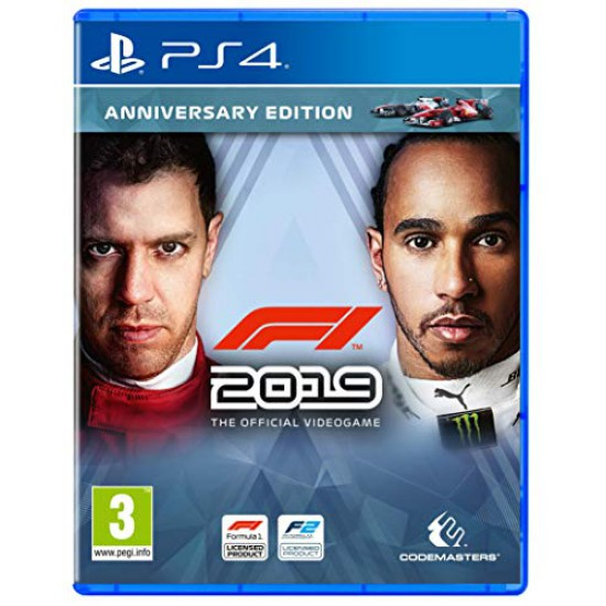 F1 2019 - Anniversary Edition (PS4)