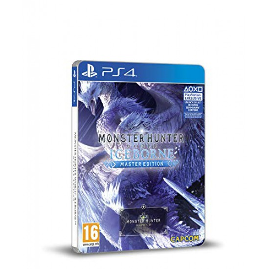 Monster Hunter World Iceborne Master Edition (PS4)