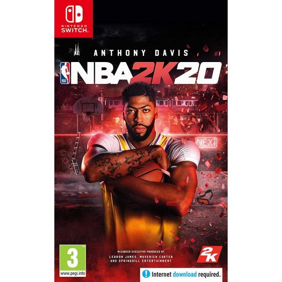 NBA 2K20 (Nintendo Switch)