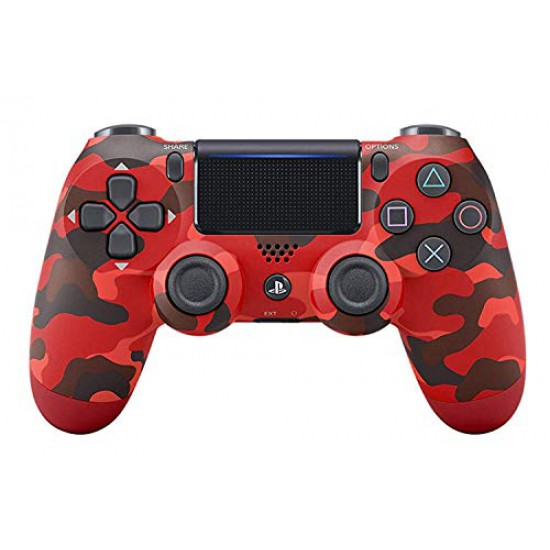 Sony Red Camo V2 DualShock PS4 Controller