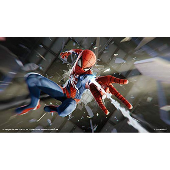 Marvel's Spider-Man Game Of The Year Edition (PS4)