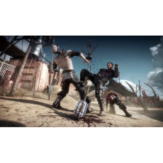 Mad Max - PlayStation Hits (PS4)