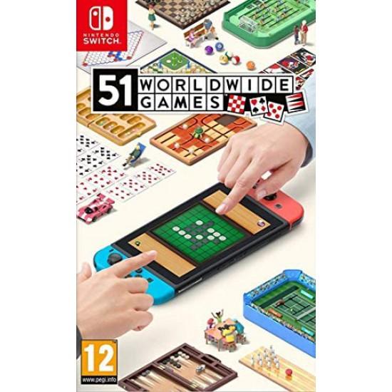51 Worldwide Games Standard   Nintendo Switch - Download Code