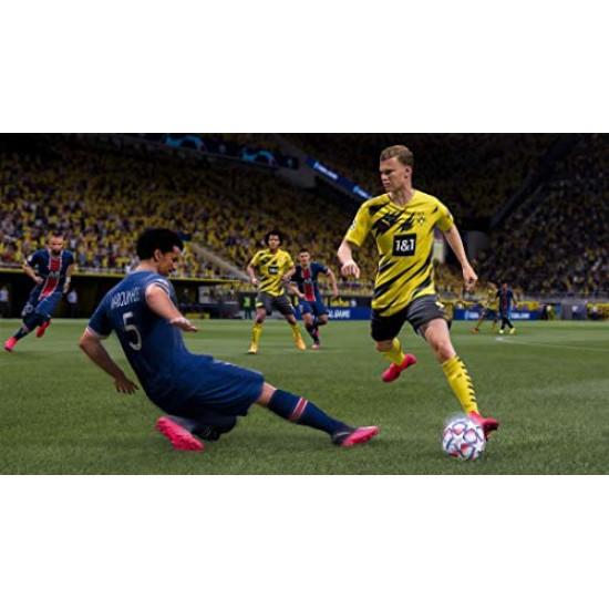 FIFA 21 Ultimate Edition Region2 Arabic - PS4