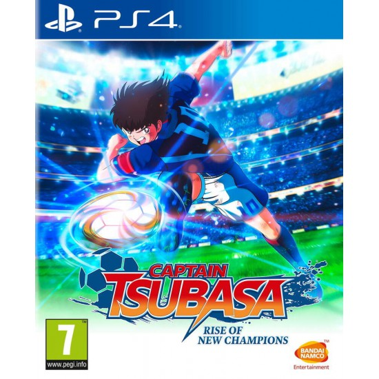 (USED) Captain Tsubasa: Rise of New Champions - PS4 (USED)
