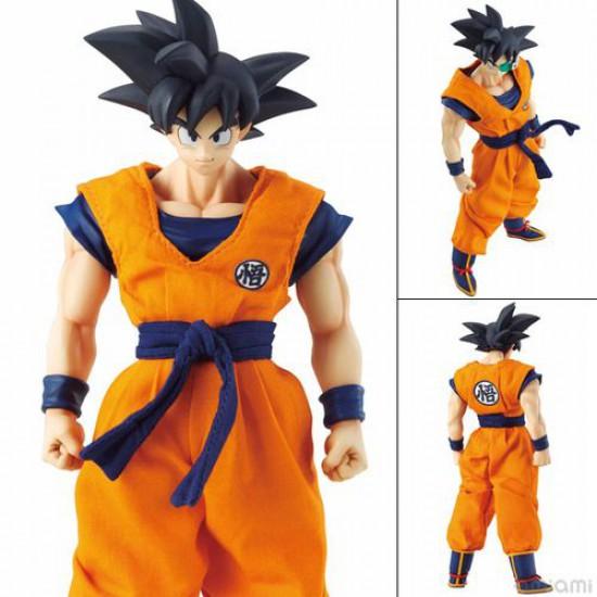 D.O.D Dimension of Dragon Dragon Ball Z Super Saiyan Son Gokou PVC Action Figure
