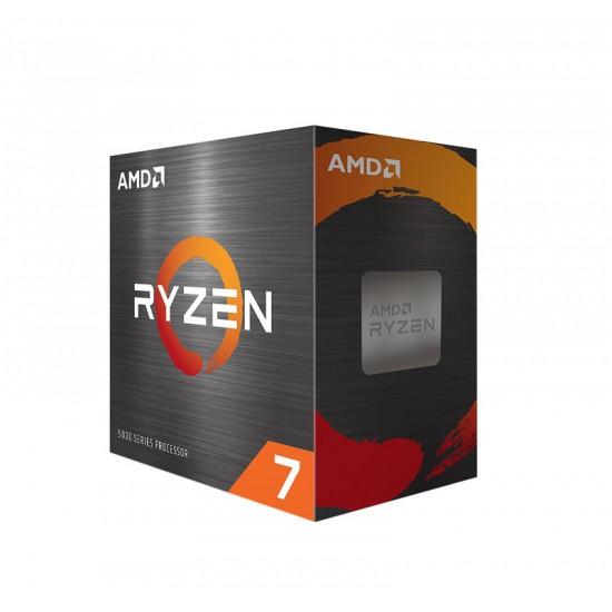 AMD RYZEN 7 5800X 8-CORE 3.8 GHZ SOCKET AM4 105W - 100-100000063WOF DESKTOP PROCESSOR