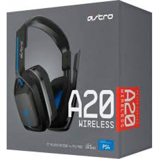 ASTRO Gaming ?A20  Wireless|PC PS4 PS5 (LIKE NEW)
