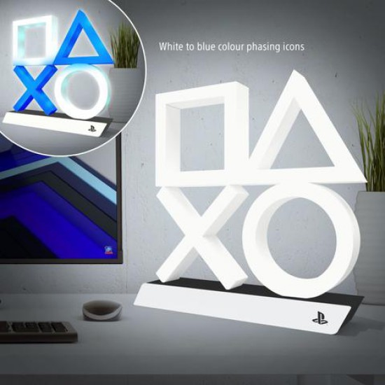 Paladone PlayStation Icon Light PS5 XL