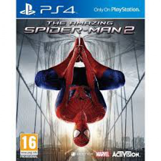 (USED) The Amazing Spider-Man 2 - PlayStation 4 (USED)