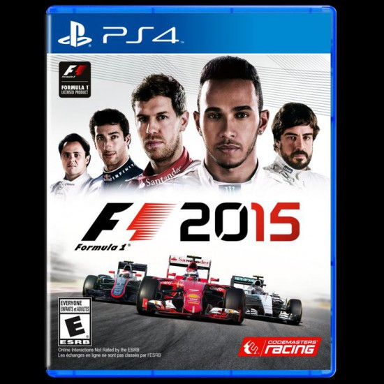 (USED) F1 2015 ps4 (USED)