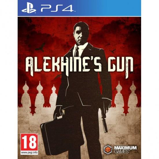 (USED) Alekhine's Gun - PS4 (USED)