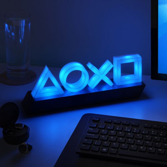 Paladone PlayStation Icon Light PS5