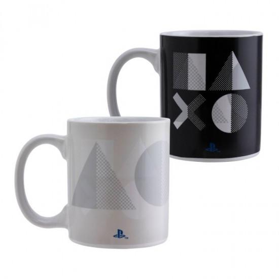 PlayStation Heat Change Mug PS5