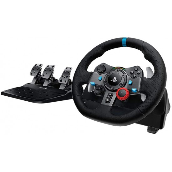 Logitech Driving Force G29 Racing Wheel for PlayStation 4