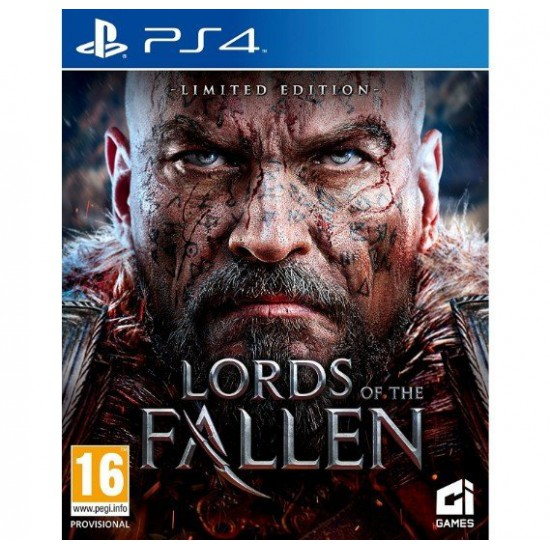 (USED) lords of the fallen (Region2) - ps4 (USED)