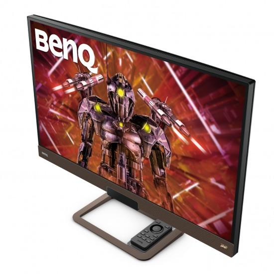 BenQ EX2780Q 27 Inch QHD 1440P IPS 144Hz Gaming Monitor | Hdri | DCI-P3 | USB-C