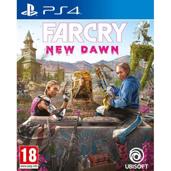 (USED) Far Cry New Dawn (Region 2) - PS4 (USED)