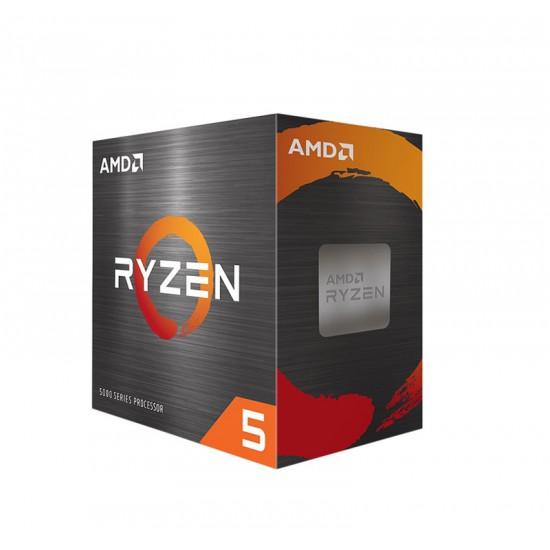 AMD RYZEN 5 5600X 6-CORE 3.7 GHZ SOCKET AM4 65W - 100-100000065BOX DESKTOP PROCESSOR