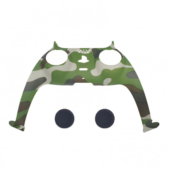 DEADSKULL PS5 Decorative Shell - Army Green