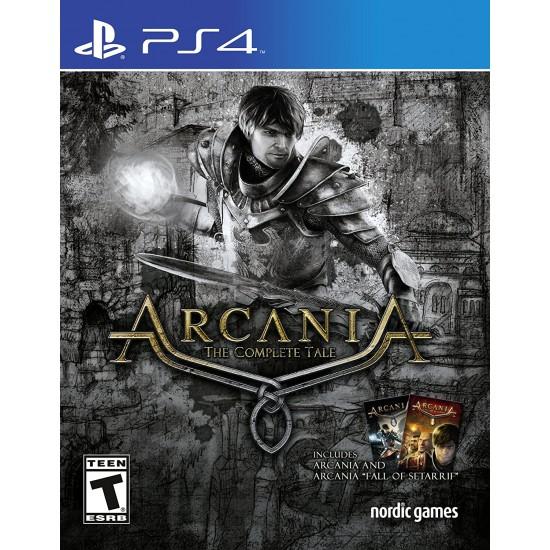 (USED) ArcaniA - The Complete Tale Region 2 (USED)