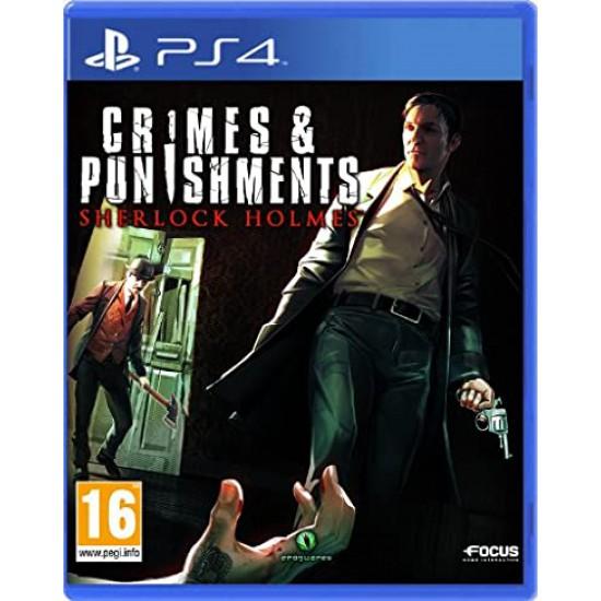 (USED) Sherlock Holmes: Crimes and Punishments (USED)