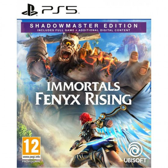 Immortals fenyx rising shadow master edition PS5