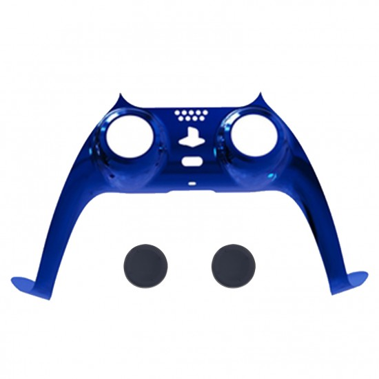 DEADSKULL PS5 Decorative Shell - Glossy Blue