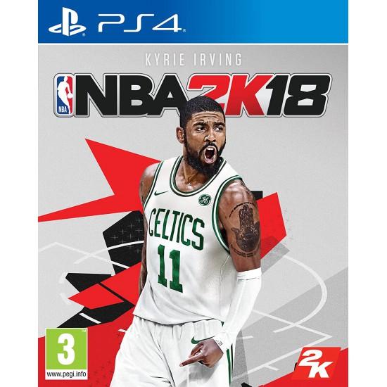 (USED) NBA 2K18 - PlayStation 4 (USED)