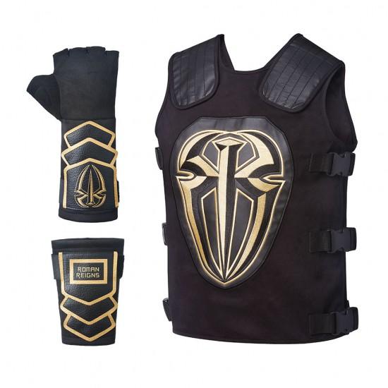 Roman Reigns Replica Vest Package
