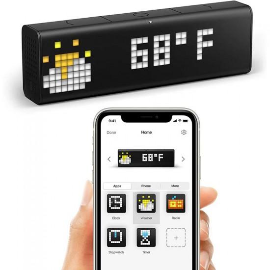 LaMetric Time Wi-Fi Clock for Smart Home