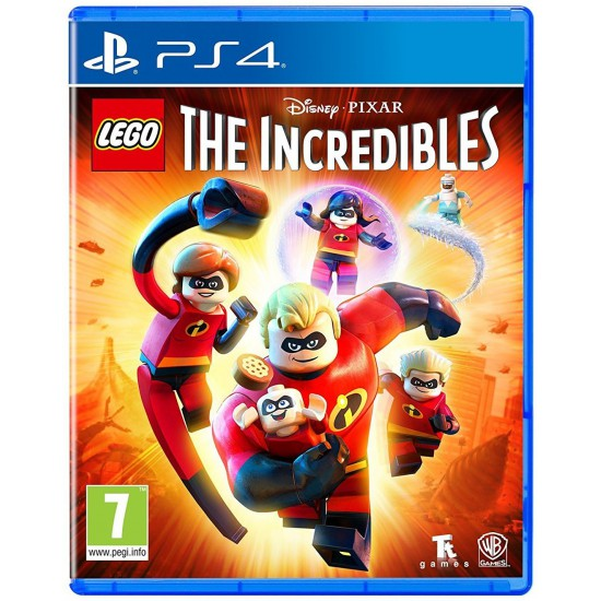 (USED) LEGO The Incredibles - Ps4 (USED)
